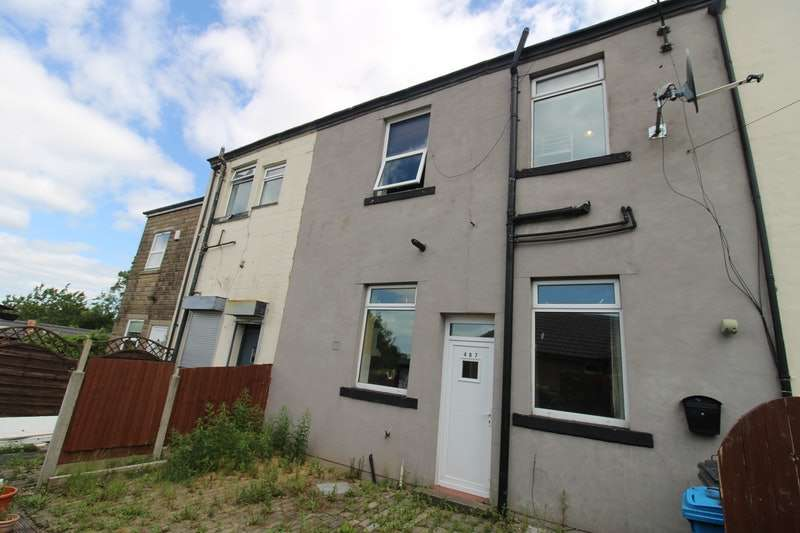 2 Bedrooms Terraced House for sale in Rochdale Road, Oldham, Greater Manchester, OL2