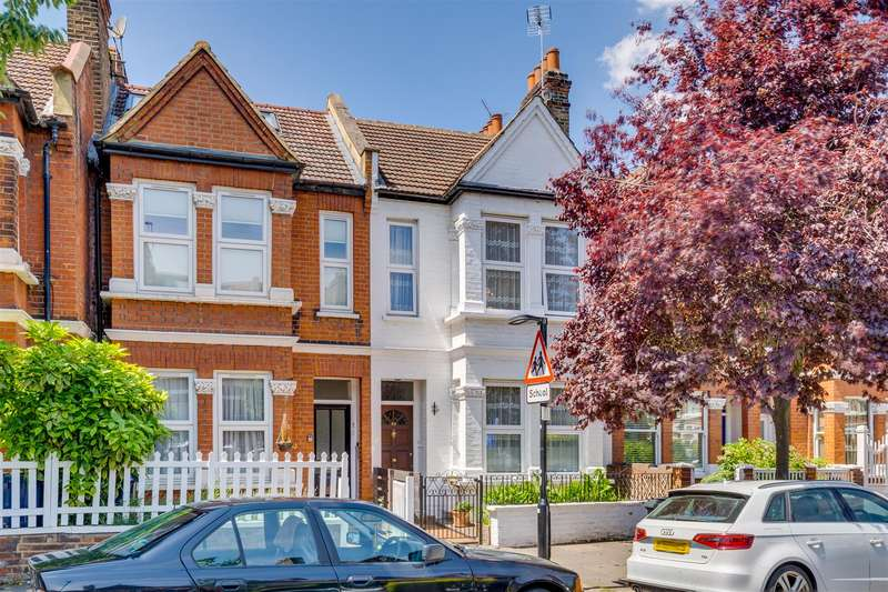 3 Bedrooms Terraced House for sale in The Avenue, London, W4