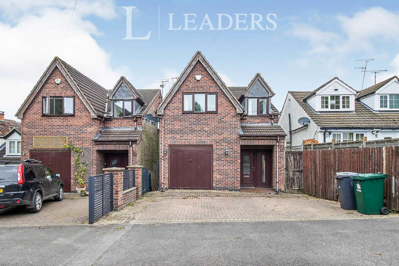 4 Bedrooms Detached House for rent in Dale Avenue, Mapperley