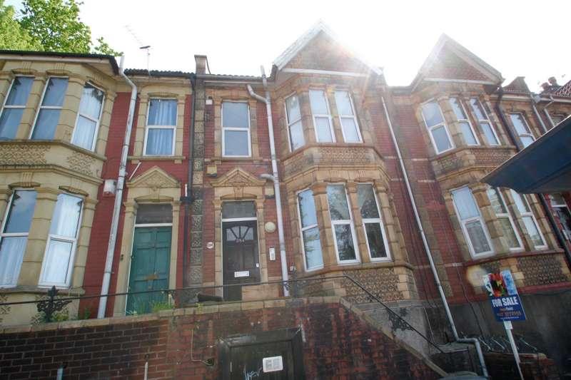 1 Bedroom Flat for rent in Bath Road, Totterdown, BS4 3EN