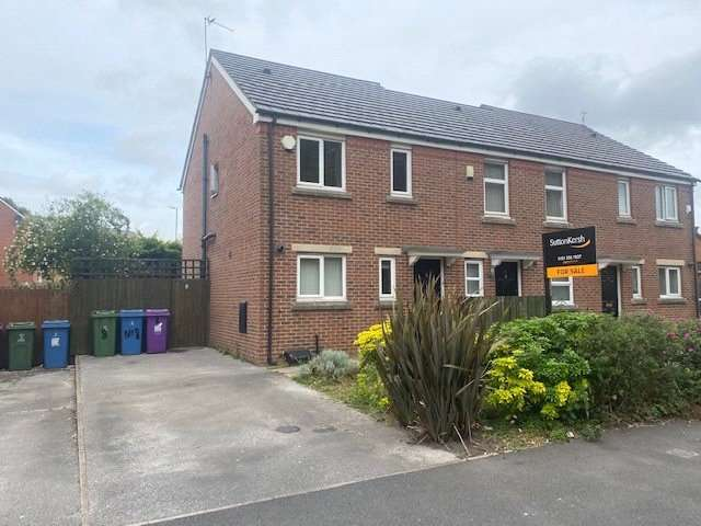 3 Bedrooms End Of Terrace House for sale in Hodson Place, Liverpool, L6