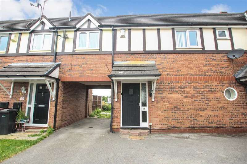 3 Bedrooms Terraced House for sale in The Pewfist Spinney, Westhoughton