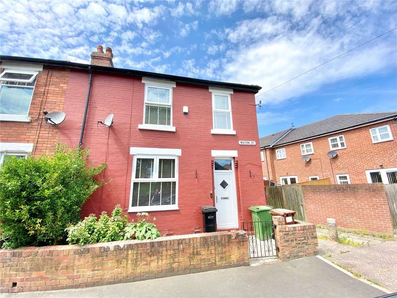 3 Bedrooms End Of Terrace House for sale in Wilton Street, Reddish, Stockport, SK5