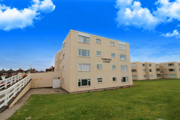 Terraced House for sale in Norkeed Court, 468 Queens Promenade, Thornton-Cleveleys, FY5