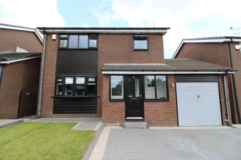 4 Bedrooms Detached House for sale in Croft Acres, Edenfield, Ramsbottom