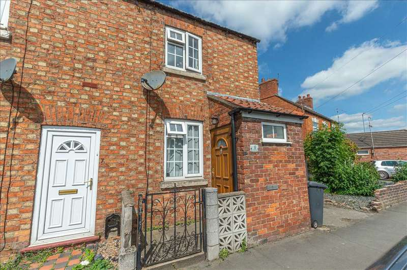 2 Bedrooms Terraced House for sale in London Road, Sleaford