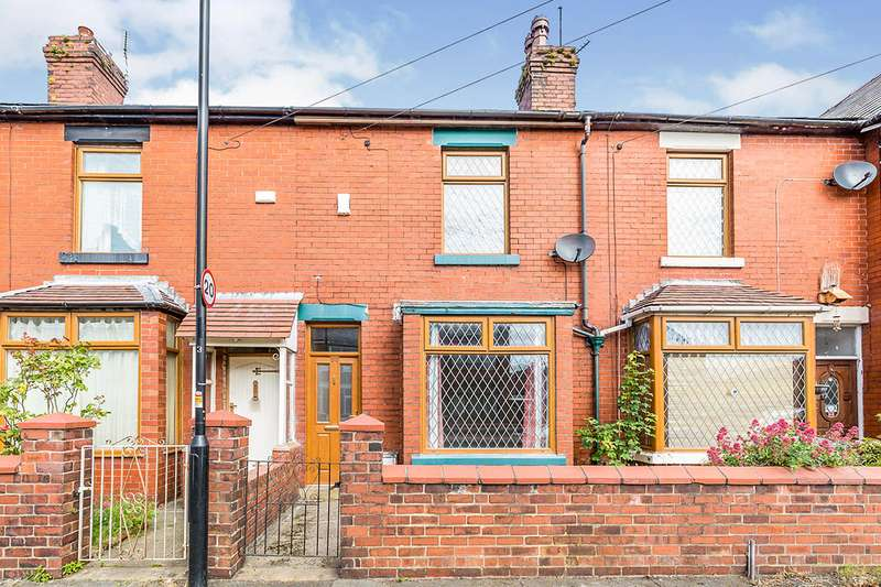 2 Bedrooms House for sale in Walletts Road, Chorley, Lancashire, PR7