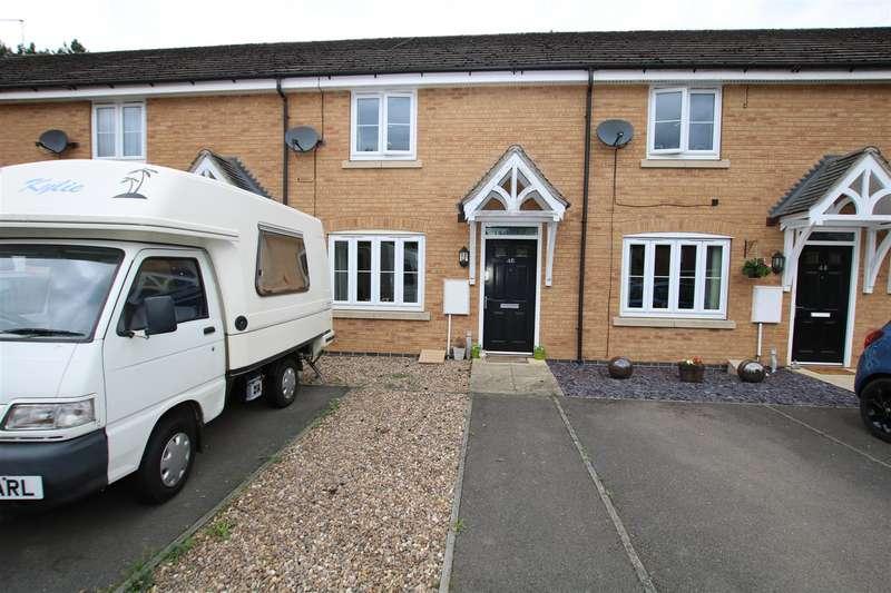2 Bedrooms Terraced House for sale in Murrayfield Avenue, Greylees
