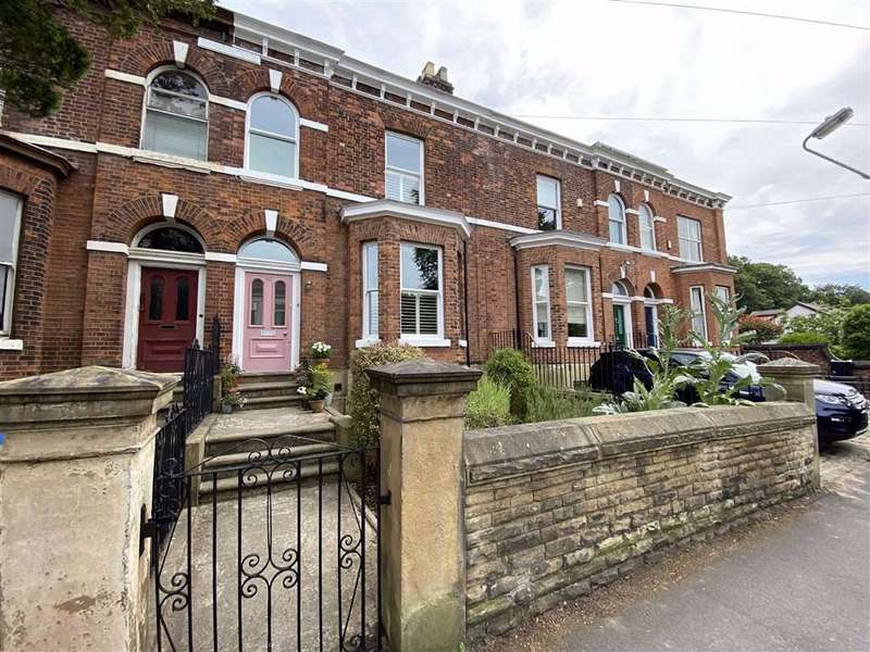 7 Bedrooms Terraced House for sale in Cromwell Road, Stretford, Manchester