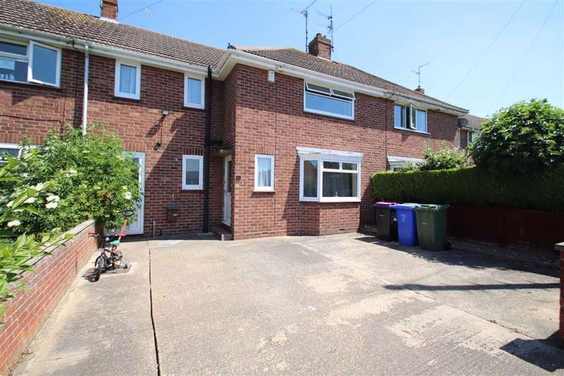 3 Bedrooms Terraced House for sale in Brewster Road, Boston