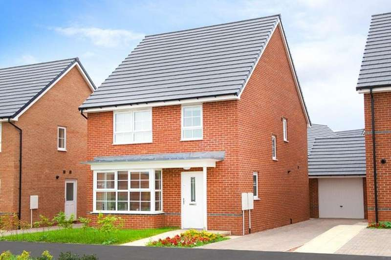 4 Bedrooms House for sale in Chesham, Drovers Court, Great North Road, Micklefield, LEEDS, LS25 4AQ
