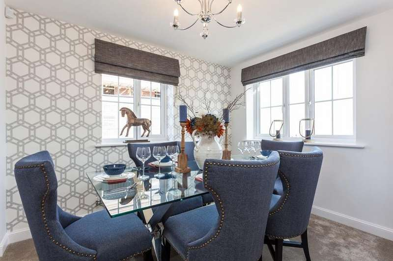 4 Bedrooms House for sale in Lincoln, Drovers Court, Great North Road, Micklefield, LEEDS, LS25 4AQ