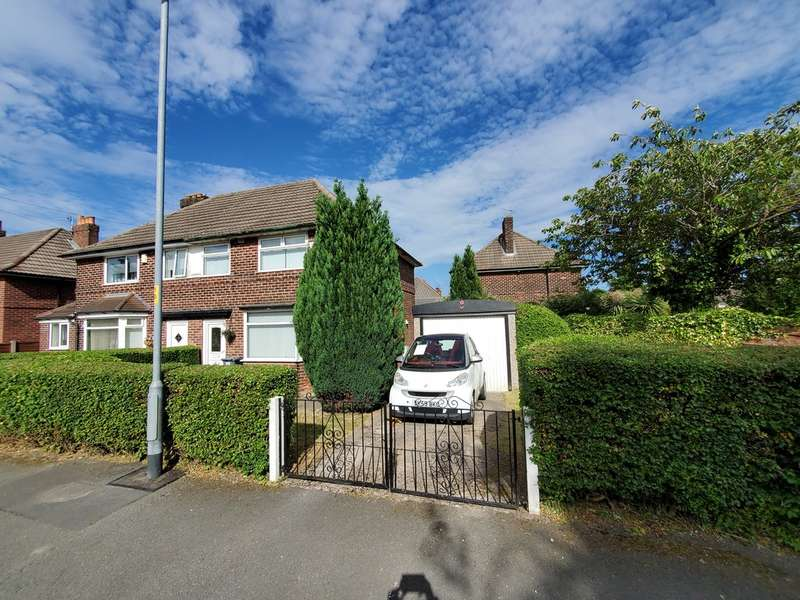 3 Bedrooms Semi Detached House for sale in Fenside Road, Sharston