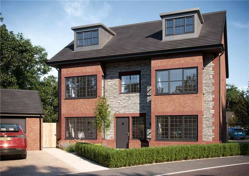 5 Bedrooms House for sale in The Belfry ( Plot 14 ), Pinfold Place, Great Eccleston
