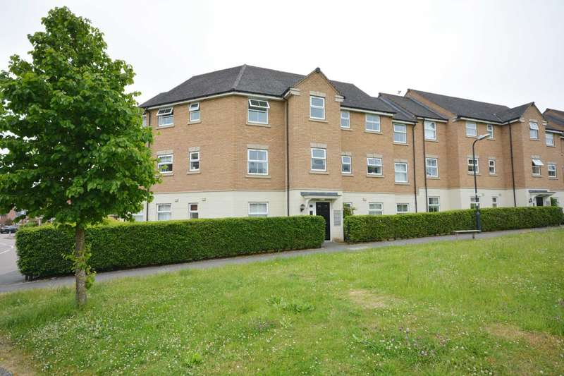2 Bedrooms Apartment Flat for sale in Flaxdown Gardens, Coton Meadows