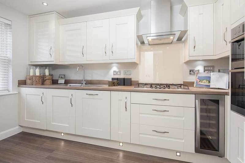 3 Bedrooms House for sale in Norbury, Victoria Heights, Chudleigh Road, Alphington, EXETER, EX2 9SQ