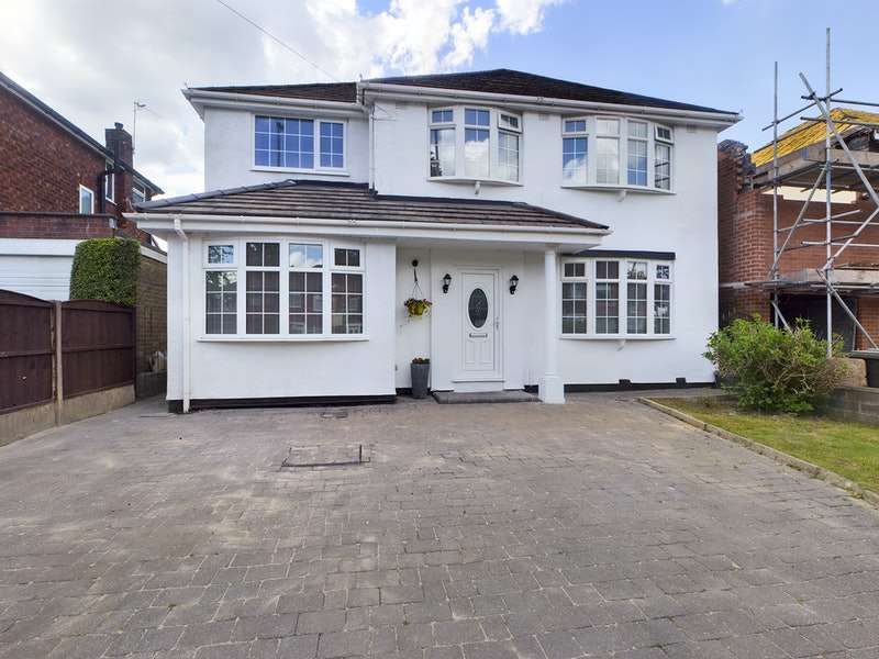 4 Bedrooms Detached House for sale in Kirkway, Manchester, Greater Manchester, M24