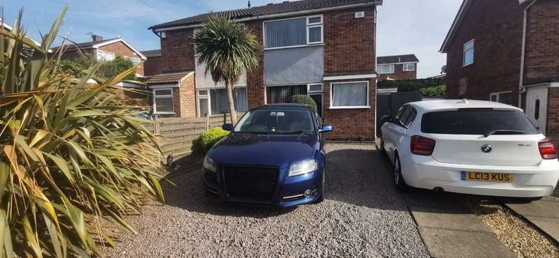 2 Bedrooms Semi Detached House for sale in Irwell Close, Melton Mowbray, Leicestershire, LE13