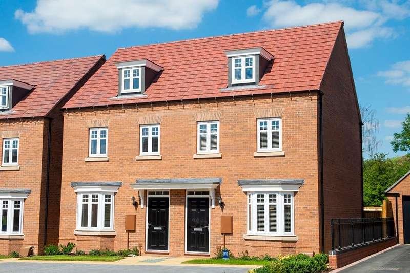 3 Bedrooms House for sale in Kennett, Fleckney Fields, Kilby Road, Fleckney, LEICESTER, LE8 8BP
