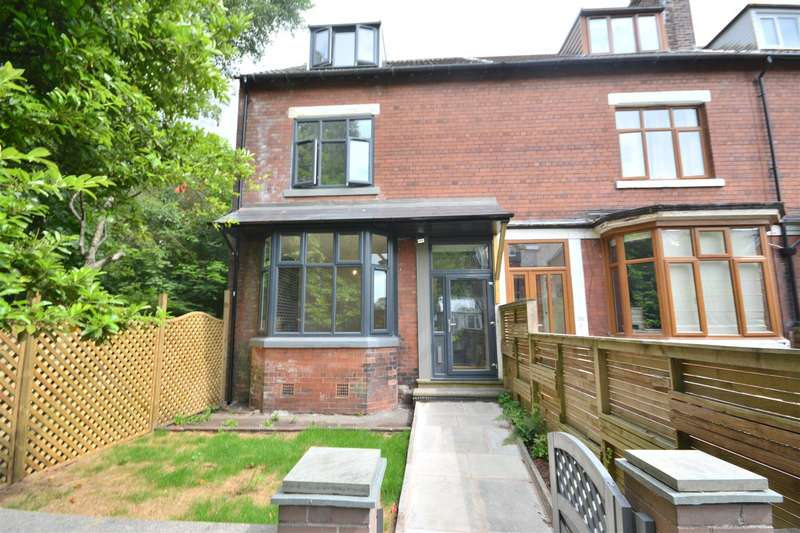 4 Bedrooms Terraced House for sale in Deyne Avenue, Prestwich, Manchester