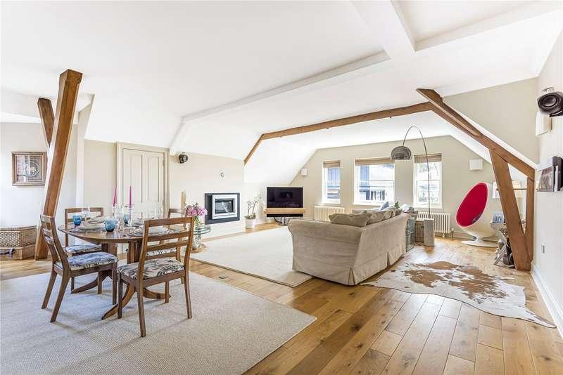 2 Bedrooms Apartment Flat for sale in Maplespeen Court, Newbury, RG14