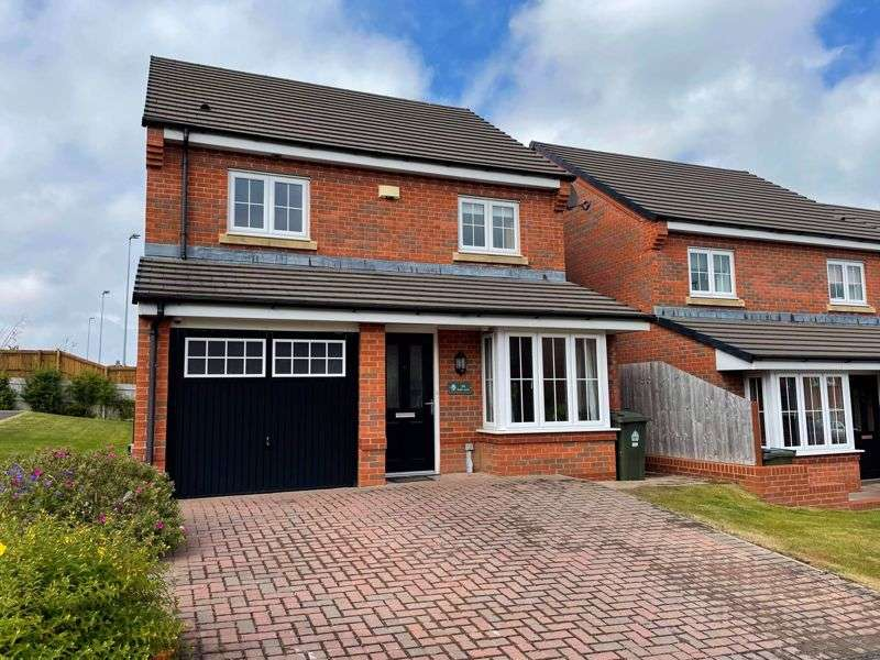 4 Bedrooms Property for sale in Eagle Close, Morecambe