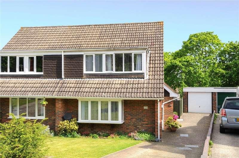 4 Bedrooms Semi Detached House for sale in Staplehurst, Bracknell, Berkshire, RG12