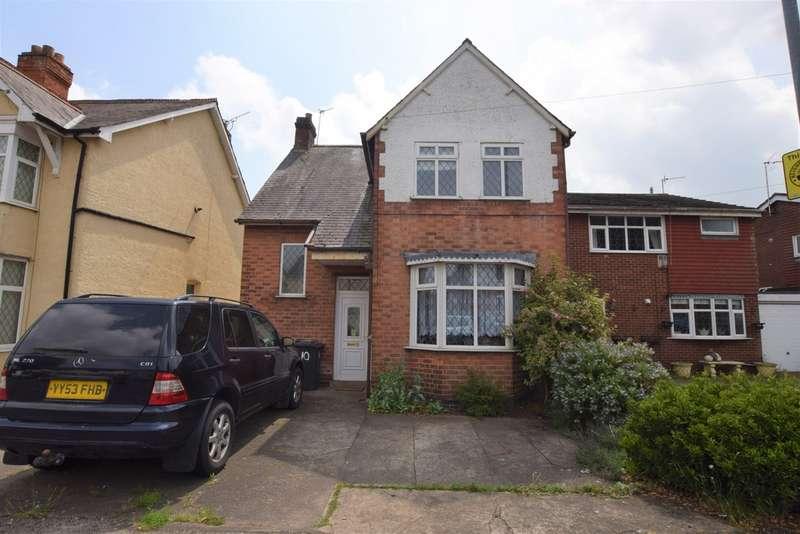 3 Bedrooms Property for sale in Westfield Road , Hinckley LE10