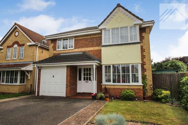 4 Bedrooms Detached House for sale in Milton Avenue, Langdon Hills, Basildon