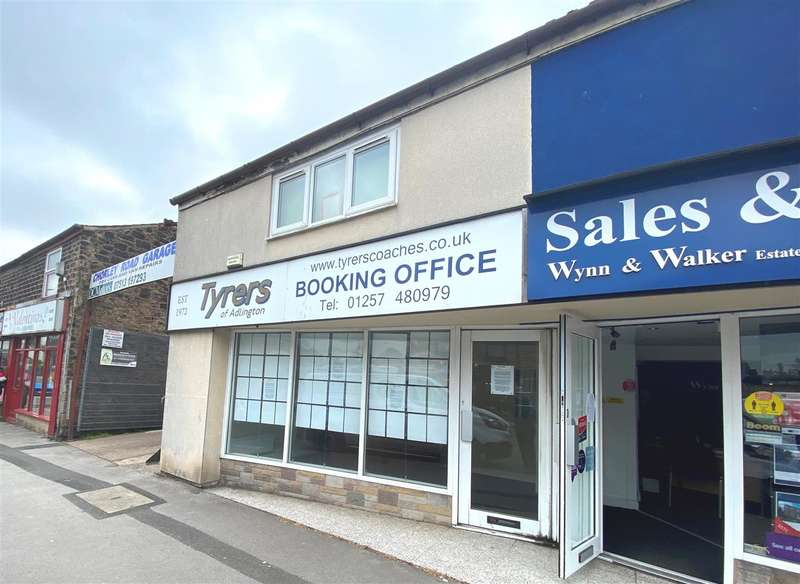 Commercial Property for rent in Chorley Road, Chorley, Adlington