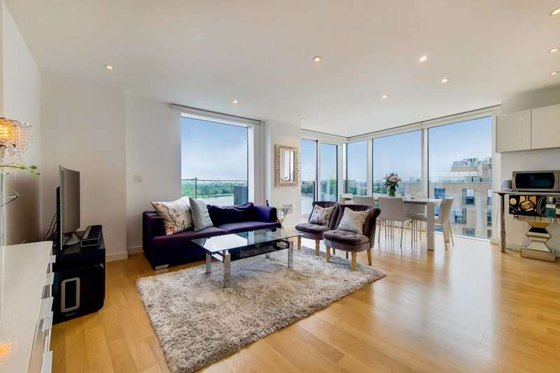 3 Bedrooms Flat for sale in Goodchild Road, Stoke Newington, N4