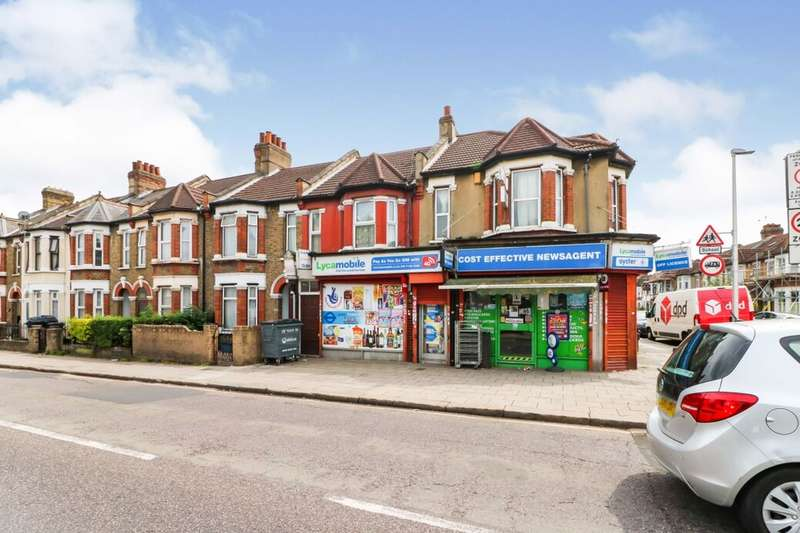 1 Bedroom Flat for sale in Green Lane, Ilford, IG1