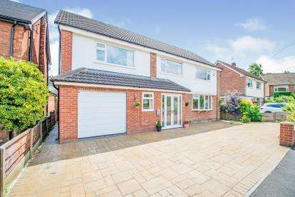 5 Bedrooms Detached House for sale in Beatrice Road, Worsley, Manchester, Greater Manchester