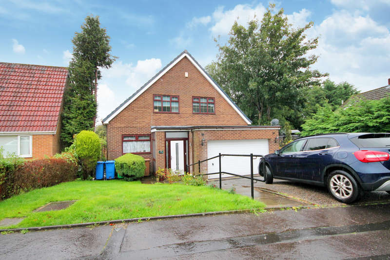 3 Bedrooms Detached House for sale in Birchfield Drive, Marland