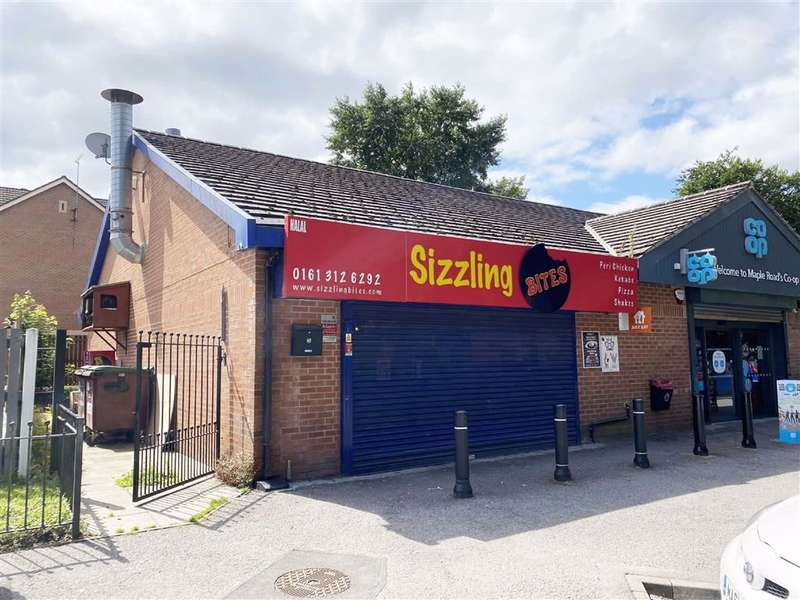 Property for sale in Maple Road, Brooklands, Manchester