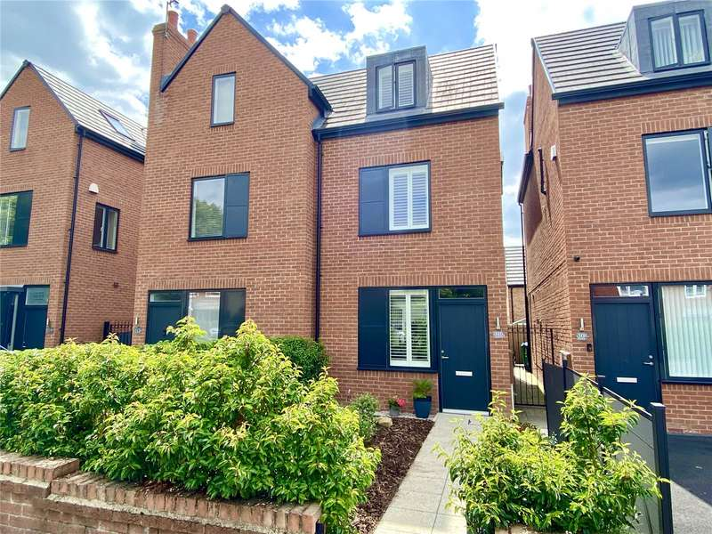 4 Bedrooms Semi Detached House for sale in Mauldeth Road, Burnage, Manchester, M19