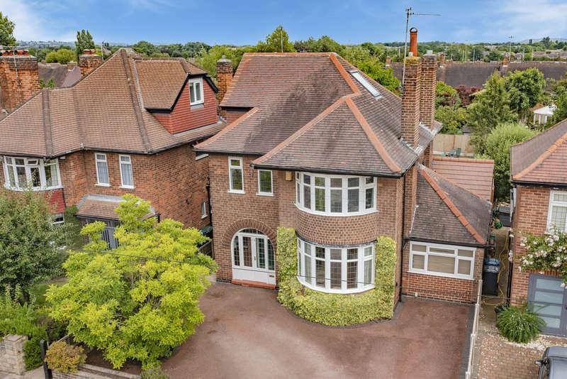 5 Bedrooms Detached House for sale in Alford Road, West Bridgford, NG2 6GJ