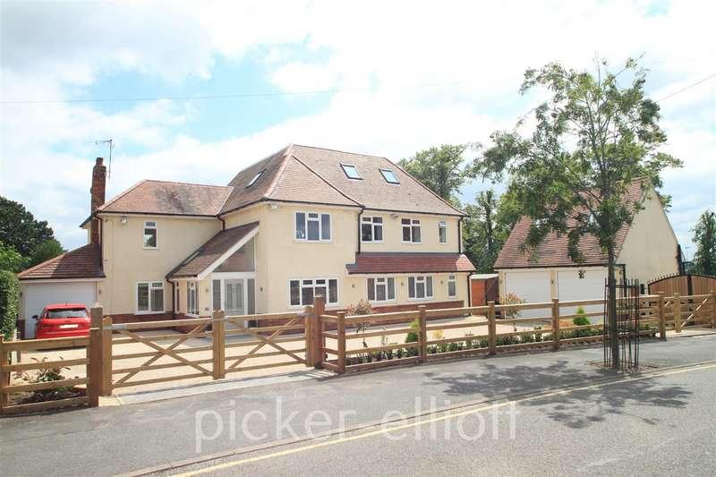 6 Bedrooms Detached House for sale in Bradgate Road, Hinckley