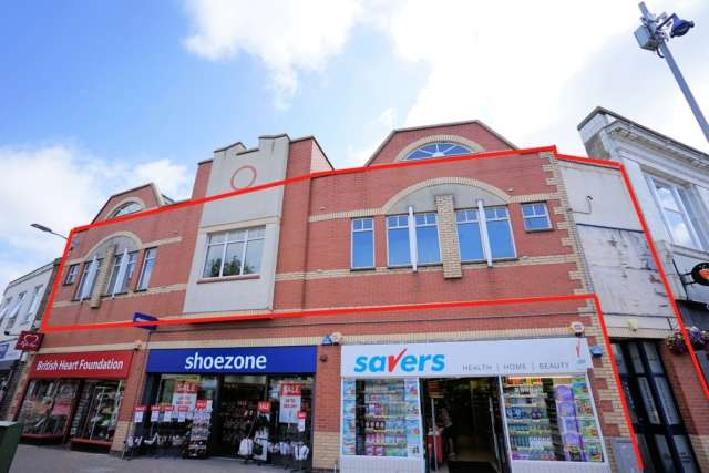 Commercial Property for rent in Unit 4 Imperial Buildings 18-20 Market Place Loughborough