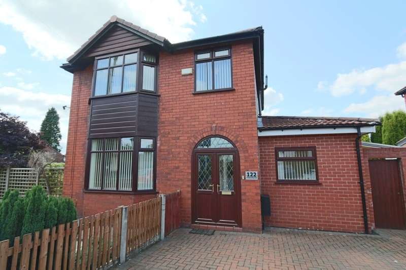 3 Bedrooms Detached House for sale in Corporation Road, Denton, Manchester, M34