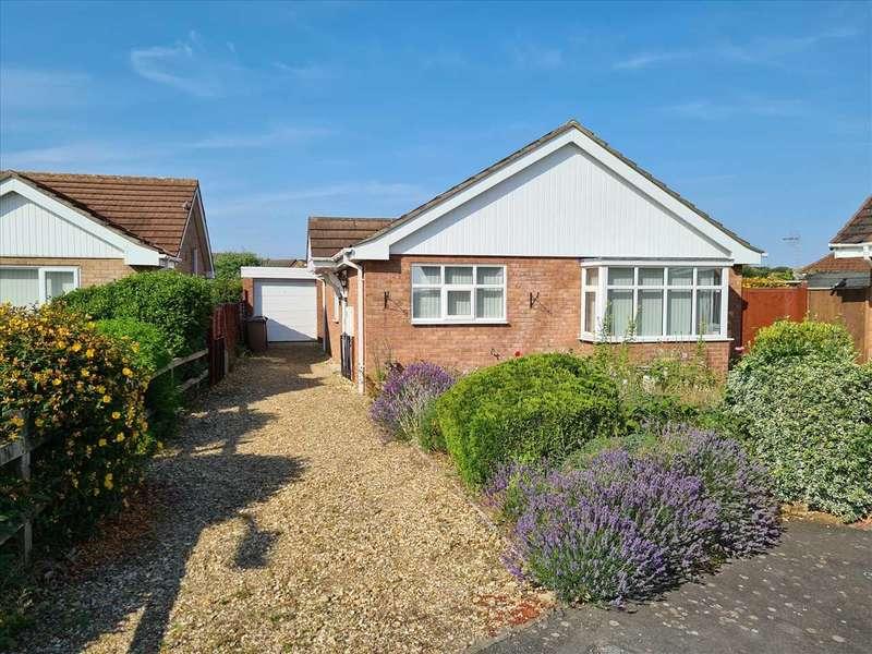 3 Bedrooms Detached Bungalow for sale in Allison Road, Heckington