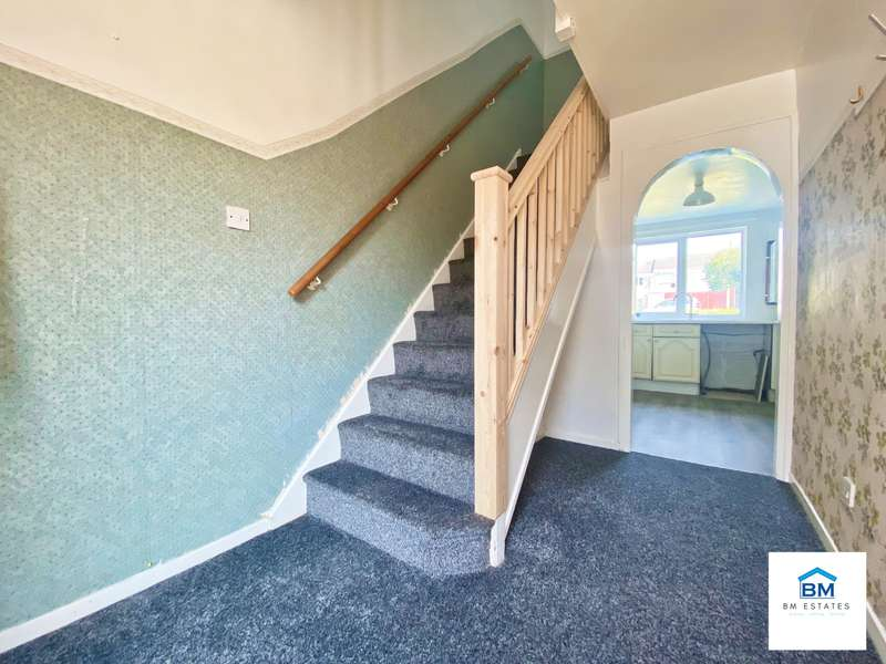 3 Bedrooms Terraced House for rent in Radstone Walk, Leicester, LE5