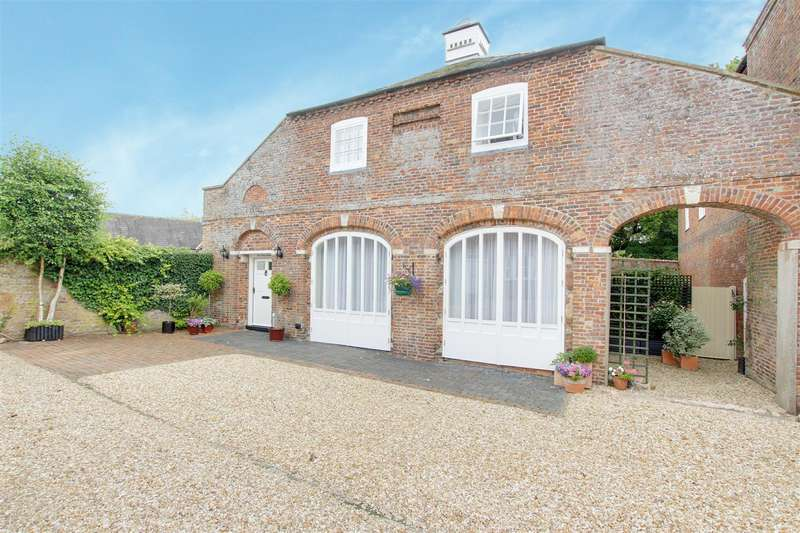 2 Bedrooms Detached House for sale in Raithby, Spilsby