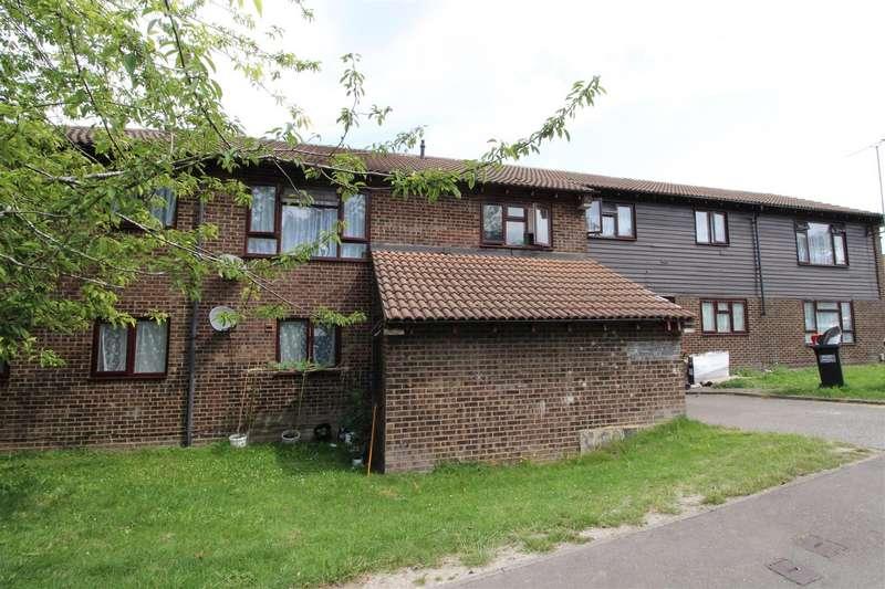 2 Bedrooms Maisonette Flat for sale in Spoondell, Dunstable