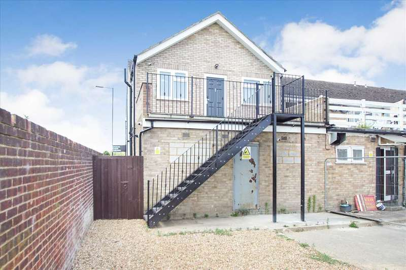 5 Bedrooms Maisonette Flat for sale in Cherwell Close, Langley