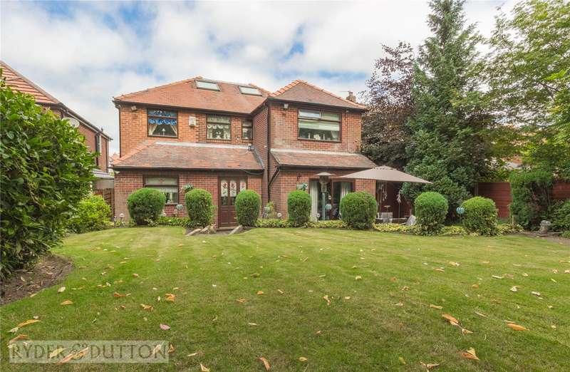4 Bedrooms Detached House for sale in Mainway, Alkrington, Middleton, M24