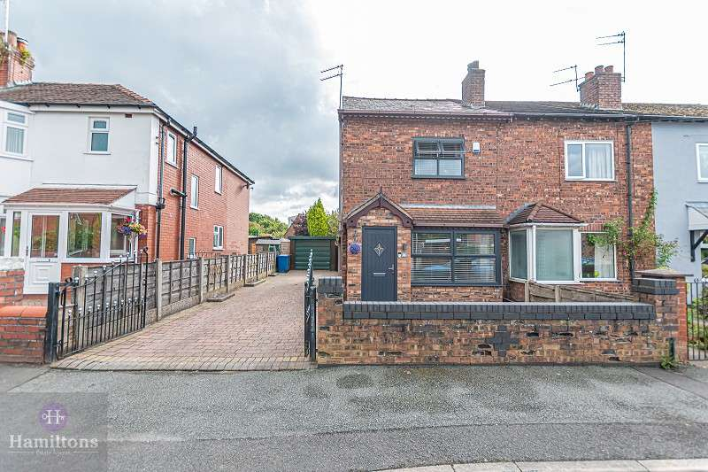 3 Bedrooms Semi Detached House for sale in Hendon Street, Leigh, Greater Manchester. WN7 1TS