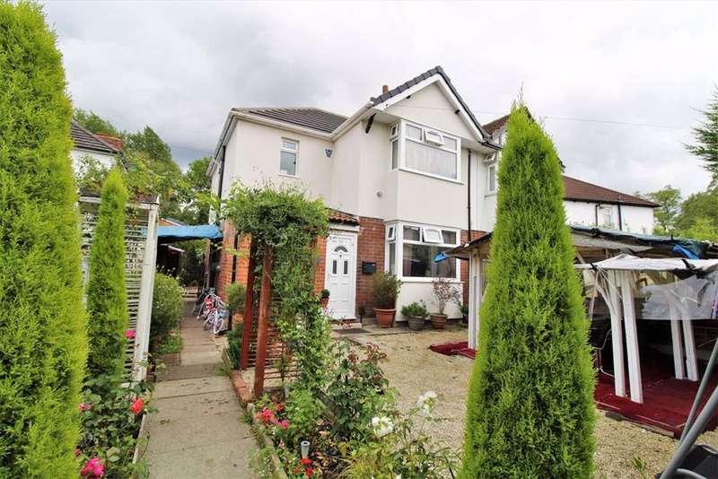 3 Bedrooms Semi Detached House for sale in Westdale Gardens, Burnage, Manchester