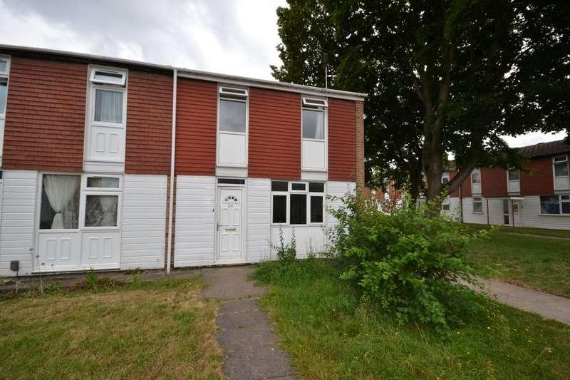 3 Bedrooms Property for rent in Bucksburn Walk, Rushey Mead, Leicester LE4