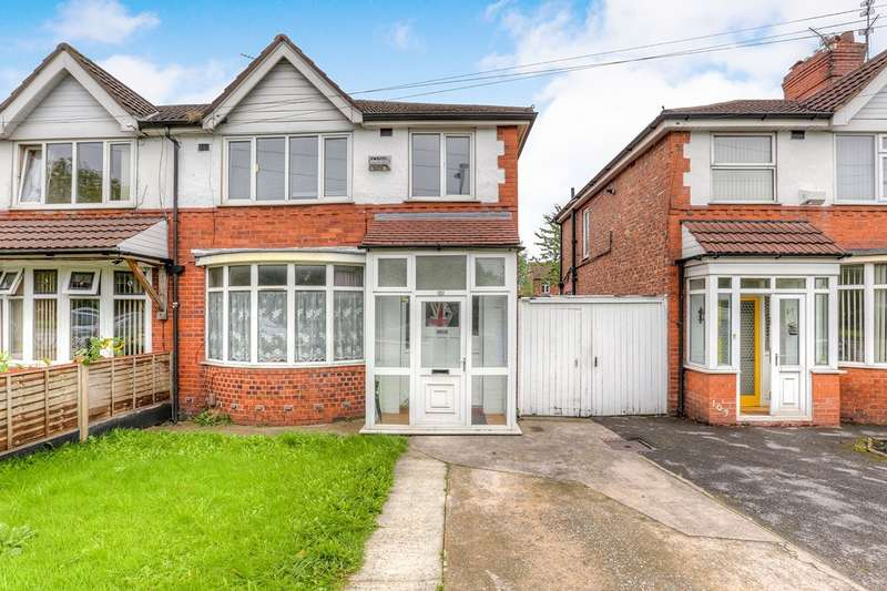 3 Bedrooms Semi Detached House for sale in Kingsway, Burnage, Manchester, M19